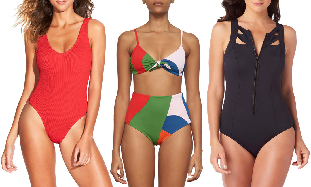 15 Swimsuits from Nordstrom to Take on Your Next Vacation | The-E-Tailer.com/Blog