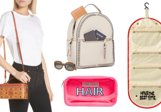 15 Cute Travel Bags and Accessories for Your Next Adventure | The-E-Tailer.com/Blog